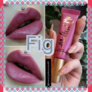 "🌿SALE🌿🆕✨ Melted ""FIG"" Liquified Lipstick"